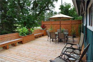 Photo 12: 269 Churchill Road: Winnipeg Beach Residential for sale (R26)  : MLS®# 1720712