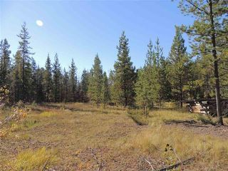 Photo 1: 2773 MEIER Road in Prince George: Cluculz Lake Land for sale (PG Rural West (Zone 77))  : MLS®# R2214176