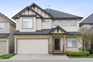 "Photo 3: 12 6195 168 Street in Surrey: Cloverdale BC Townhouse for sale in ""Poet's Trail"" (Cloverdale)  : MLS®# R2223845"