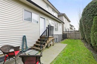 "Photo 17: 12 6195 168 Street in Surrey: Cloverdale BC Townhouse for sale in ""Poet's Trail"" (Cloverdale)  : MLS®# R2223845"