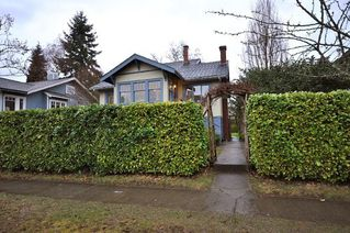 Photo 1: 2237 West 37th Ave in Vancouver: Home for sale : MLS®# V869448
