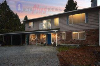 Photo 1: 19588 MCNEIL Road in Pitt Meadows: North Meadows PI House for sale : MLS®# R2229880