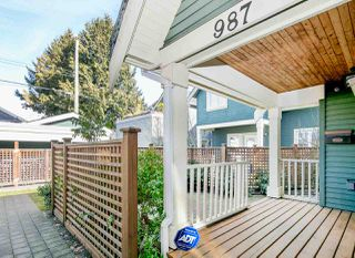 Photo 17: 987 E 21ST Avenue in Vancouver: Fraser VE 1/2 Duplex for sale (Vancouver East)  : MLS®# R2246889