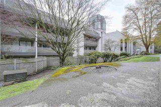 "Photo 1: 110 1955 WOODWAY Place in Burnaby: Brentwood Park Condo for sale in ""DOUGLAS VIEW"" (Burnaby North)  : MLS®# R2254495"