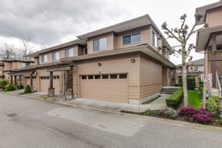 "Photo 2: 44 16655 64 Avenue in Surrey: Cloverdale BC Townhouse for sale in ""Ridgewoods"" (Cloverdale)  : MLS®# R2255540"