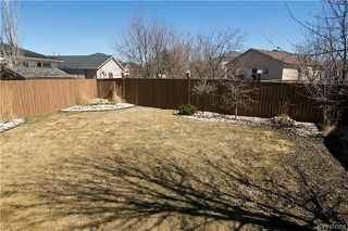 Photo 20: 15 Lessard Place in Winnipeg: Island Lakes Residential for sale (2J)  : MLS®# 1809876