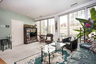 """Photo 3: 411 989 NELSON Street in Vancouver: Downtown VW Condo for sale in """"ELECTRA"""" (Vancouver West)  : MLS®# R2263009"""