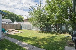 Photo 16: 406 Yale Avenue West in Winnipeg: West Transcona Residential for sale (3L)  : MLS®# 1819031