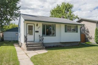 Photo 1: 406 Yale Avenue West in Winnipeg: West Transcona Residential for sale (3L)  : MLS®# 1819031
