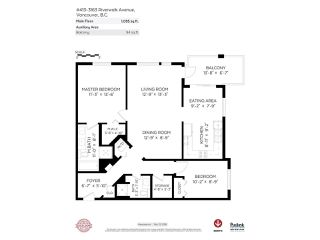 """Photo 15: 413 3163 RIVERWALK Avenue in Vancouver: Champlain Heights Condo for sale in """"NEW WATER"""" (Vancouver East)  : MLS®# R2293473"""