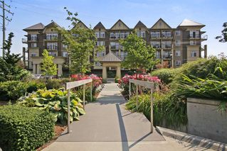 "Photo 1: 408 8531 YOUNG Road in Chilliwack: Chilliwack W Young-Well Condo for sale in ""AUBURN RETIREMENT"" : MLS®# R2293451"