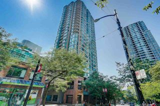 """Photo 1: 1704 888 HAMILTON Street in Vancouver: Downtown VW Condo for sale in """"ROSEDALE GARDEN"""" (Vancouver West)  : MLS®# R2304603"""