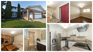 Main Photo: 3434 Hillview Crescent NW in Edmonton: Zone 29 House for sale : MLS®# E4131759