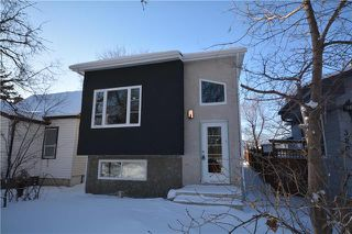 Photo 1: 318 Albany Street in Winnipeg: Deer Lodge Residential for sale (5E)  : MLS®# 1831474