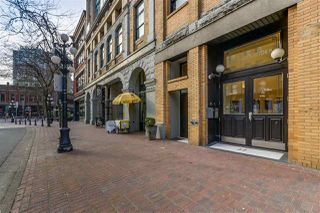 """Photo 18: 705 27 ALEXANDER Street in Vancouver: Downtown VE Condo for sale in """"The Alexis"""" (Vancouver East)  : MLS®# R2345548"""