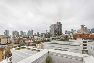 """Photo 17: 705 27 ALEXANDER Street in Vancouver: Downtown VE Condo for sale in """"The Alexis"""" (Vancouver East)  : MLS®# R2345548"""