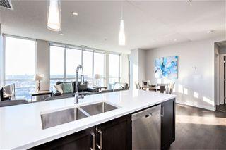 Photo 9: 2806 10238 103 Street NW in Edmonton: Zone 12 Condo for sale : MLS®# E4146243