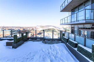 Photo 27: 2806 10238 103 Street NW in Edmonton: Zone 12 Condo for sale : MLS®# E4146243