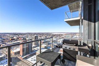 Photo 20: 2806 10238 103 Street NW in Edmonton: Zone 12 Condo for sale : MLS®# E4146243