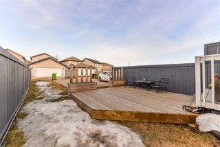 Photo 40: 78 Allard Way Fort Saskatchewan 3 Bed 2.5 Bath Home For Sale E4150164