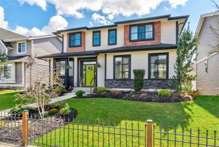 """Main Photo: 27024 35A Avenue in Langley: Aldergrove Langley House for sale in """"THE MEADOWS"""" : MLS®# R2355277"""