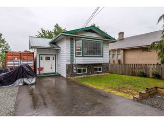 Photo 1: 32886 1 Avenue in Mission: Mission BC House for sale : MLS®# R2369168