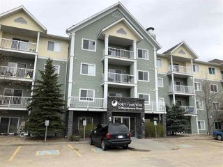 Photo 1: 218 70 WOODSMERE Close: Fort Saskatchewan Condo for sale : MLS®# E4157017
