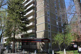 Photo 2: 705 10140 120 Street in Edmonton: Zone 12 Condo for sale : MLS®# E4157934