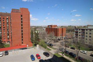 Photo 12: 705 10140 120 Street in Edmonton: Zone 12 Condo for sale : MLS®# E4157934