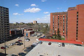 Photo 10: 705 10140 120 Street in Edmonton: Zone 12 Condo for sale : MLS®# E4157934