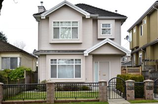 Photo 1:  in Vancouver: Marpole Home for sale ()  : MLS®# V990303