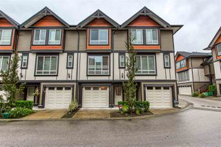 Photo 1: 14 6378 142 Street in Surrey: Sullivan Station Townhouse for sale : MLS®# R2407160