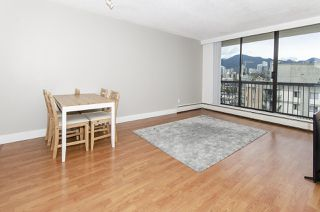 "Photo 5: 1804 145 ST. GEORGES Avenue in North Vancouver: Lower Lonsdale Condo for sale in ""Talisman Tower"" : MLS®# R2426271"