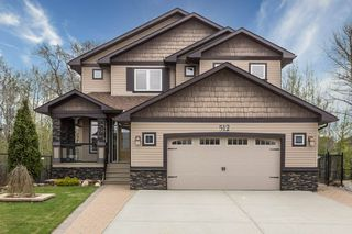 Photo 1: 512 WESTERRA Boulevard: Stony Plain House for sale : MLS®# E4198073