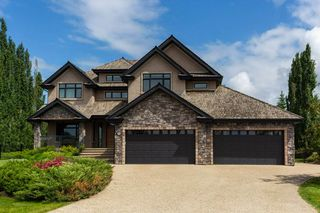 Main Photo: 54 Riverstone Close: Rural Sturgeon County House for sale : MLS®# E4204666