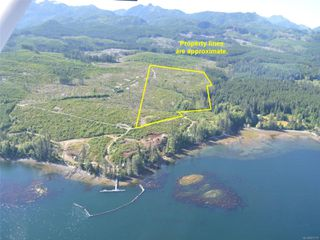 Main Photo: Part W1/2 Ingersoll in : NI Port Hardy Land for sale (North Island)  : MLS®# 851779