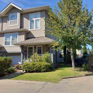 Photo 1: 107 4415 SOUTH PARK Drive: Leduc Townhouse for sale : MLS®# E4212757