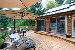 Photo 39: 1218 MILLER Road: Bowen Island House for sale : MLS®# R2524732