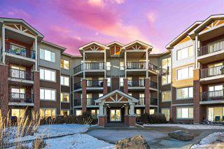 Photo 1: 304 3719 WHITELAW Lane in Edmonton: Zone 56 Condo for sale : MLS®# E4224960