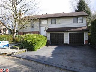 "Photo 1: 3522 MIERAU Court in Abbotsford: Abbotsford East House for sale in ""Dr. Thomas Swift"" : MLS®# F1105641"