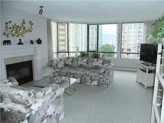 "Photo 2: # 1203 6282 KATHLEEN AV in Burnaby: Metrotown Condo for sale in ""THE EMPRESS"" (Burnaby South)  : MLS®# V956753"
