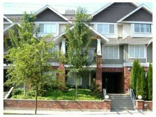 "Photo 1: # 112 1567 GRANT AV in Port Coquitlam: Glenwood PQ Condo for sale in ""THE GRANT"" : MLS®# V971259"