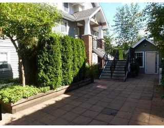 "Photo 2: # 112 1567 GRANT AV in Port Coquitlam: Glenwood PQ Condo for sale in ""THE GRANT"" : MLS®# V971259"