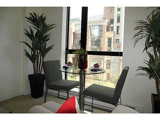 Photo 5: 311 1295 RICHARDS Street in Vancouver: Downtown VW Condo for sale (Vancouver West)  : MLS®# V998097