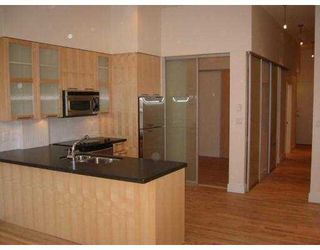 """Main Photo: 345 WATER Street in Vancouver: Downtown VW Condo for sale in """"GREENSHIELDS"""" (Vancouver West)  : MLS®# V593026"""