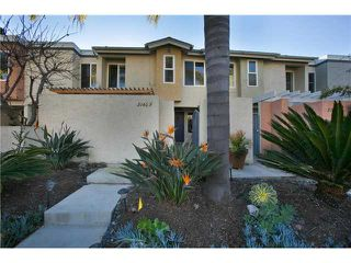 Main Photo: CARDIFF BY THE SEA Townhome for sale : 3 bedrooms : 2140 Orinda Drive #F