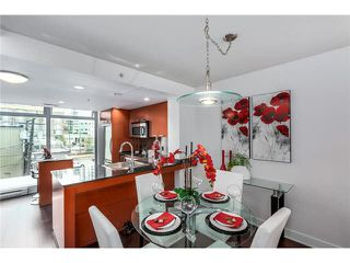 """Photo 8: 316 1255 SEYMOUR Street in Vancouver: Downtown VW Townhouse for sale in """"ELAN"""" (Vancouver West)  : MLS®# V1087221"""