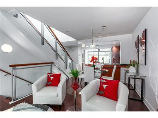 """Photo 6: 316 1255 SEYMOUR Street in Vancouver: Downtown VW Townhouse for sale in """"ELAN"""" (Vancouver West)  : MLS®# V1087221"""
