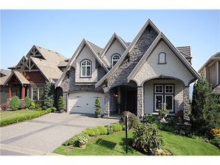 "Photo 1: 2653 EAGLE MOUNTAIN Drive in Abbotsford: Abbotsford East House for sale in ""Eagle Mountain"" : MLS®# F1429590"