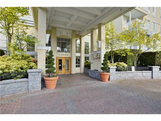 "Photo 1: 218 5835 HAMPTON Place in Vancouver: University VW Condo for sale in ""ST JAMES HOUSE"" (Vancouver West)  : MLS®# V1116067"